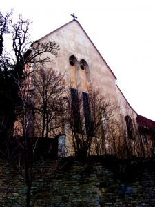 Franziskaner-Klosterkirche in Zeitz